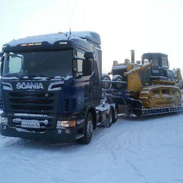 Открытие авто-зимника в САХА Якутия